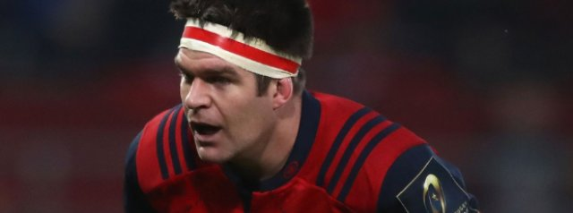 Munster stalwart announces retirement