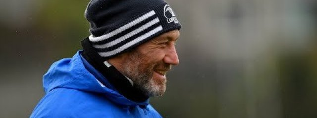 New contract for Sexton, Ulster preview | Robin McBryde press conference | Ulster v Leinster