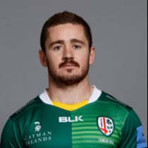 Paddy Jackson rugby player