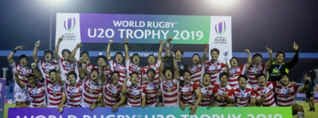 World Rugby U20 Trophy Cancelled