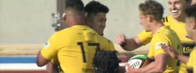 HIGHLIGHTS: Suntory Sungoliath v Munakata Sanix Blues