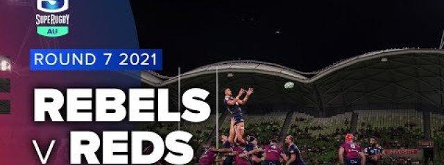 HIGHLIGHTS: Melbourne Rebels v Queensland Reds