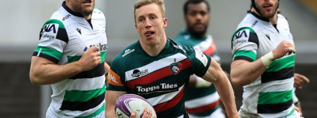 Leicester Tigers' pack powers them into the Challenge Cup semi-finals