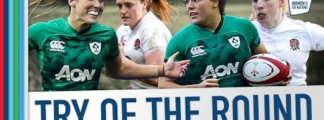 Unbelievable Round 2 Tries!   Try of the Round Nominees   2021 Women's Six Nations