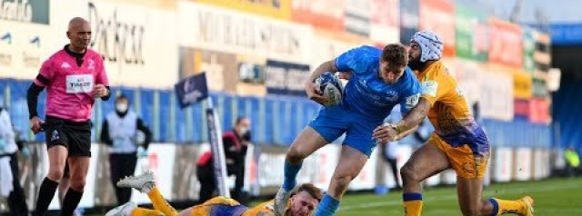 Champions Cup Highlights Exeter Chiefs vs Leinster Rugby