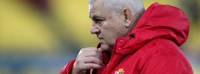 Warren Gatland announces coaching staff for 2021 Lions tour