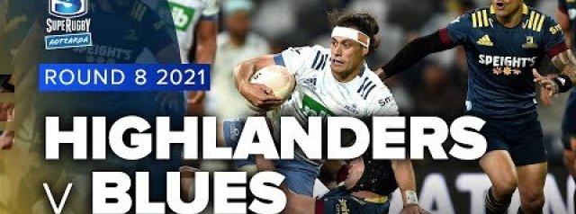 HIGHLIGHTS: Highlanders v Blues