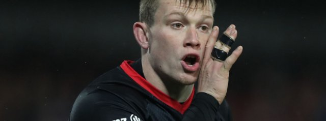 Nick Tompkins starts on his return to Saracens, Farrell leads the side