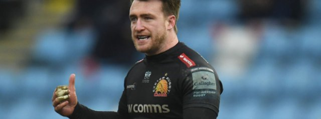 WATCH: Two Try Hogg Stars In Exeter's Victory Over Wasps