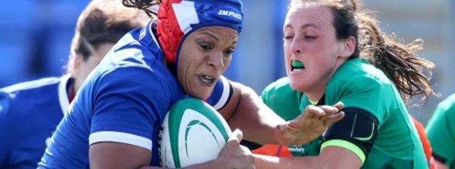France smash Ireland to set up Women's Six Nations Final against England