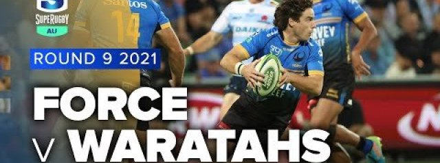 HIGHLIGHTS | Western Force v Waratahs