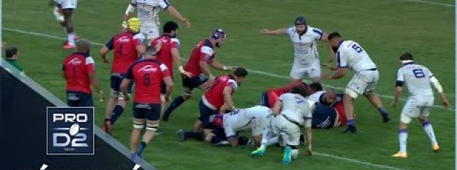 Pro D2 Highlights Aurillac vs Soyaux Angouleme
