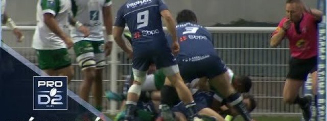 Pro D2 Highlights Colomiers vs US Montauban