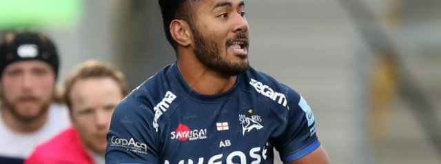 Manu Tuilagi re-signs with Sale Sharks