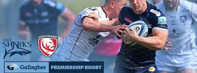 Premiership Rugby Highlights Sale vs Gloucester