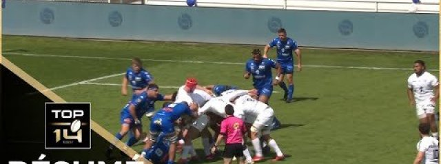 Top 14 Highlights Castres Olympique vs Toulouse