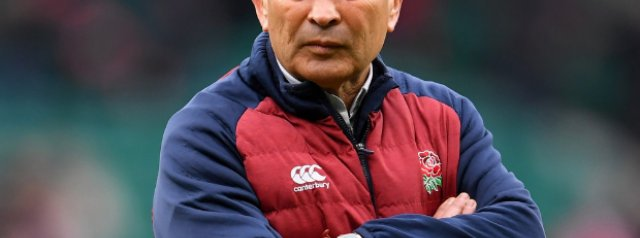 Eddie Jones' summer plans up in the air