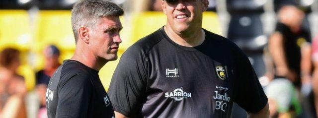 Jono Gibbes takes Clermont job, O'Gara promoted at La Rochelle