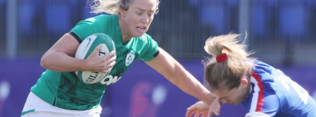 Trio to make their first starts for Ireland Women against Italy
