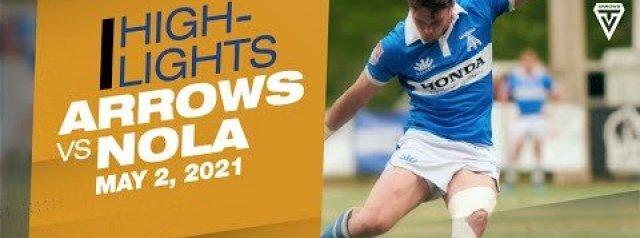 MLR Highlights: NOLA Gold Vs Toronto Arrows