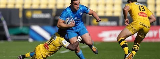 Champions Cup Highlights: La Rochelle 32 Leinster Rugby 23