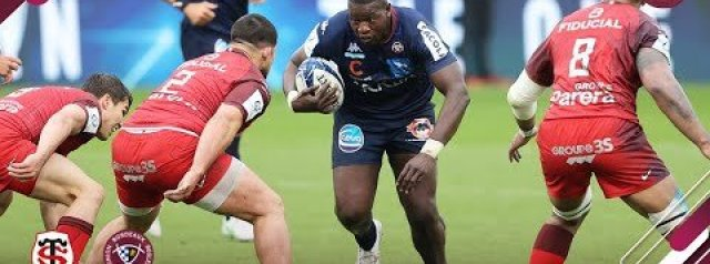 Champions Cup Highlights: Toulouse Vs Union Bordeaux Begles