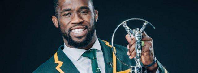 Springbok captain Siya Kolisi to release autobiography 'Rise'