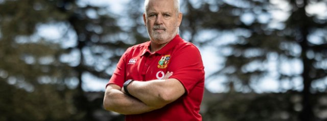 Warren Gatland Names The 2021 British & Irish Lions Squad