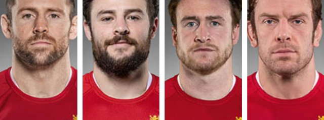 How The Four Nations Are Represented In The British & Irish Lions Squad