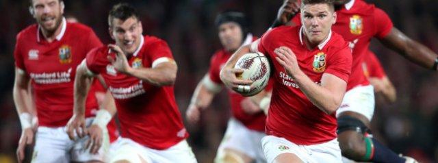 Eleven Englishman make the Lions squad