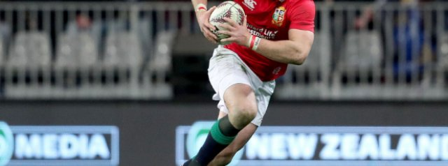 Eight Irishman make the Lions squad