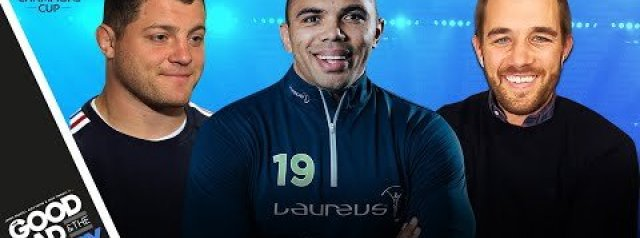 Bryan Habana and the European Player of the Year - Good Bad Rugby Podcast #40