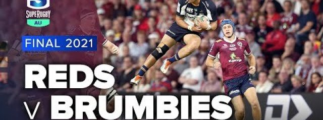 HIGHLIGHTS: Queensland Reds v ACT Brumbies