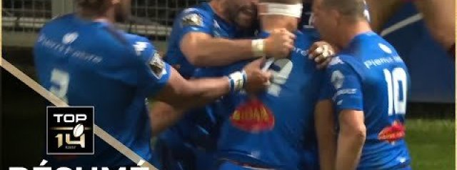 TOP 14 HIGHLIGHTS: Castres Olympique Vs Lyon