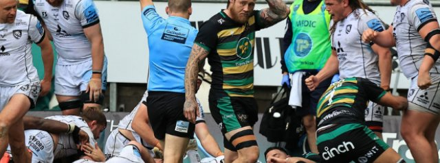 Boyd slams Saints after Gloucester defeat