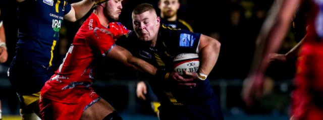 England U20 prop extends contract with Worcester