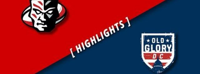 MLR Highlights: Utah Warriors Vs Old Glory DC