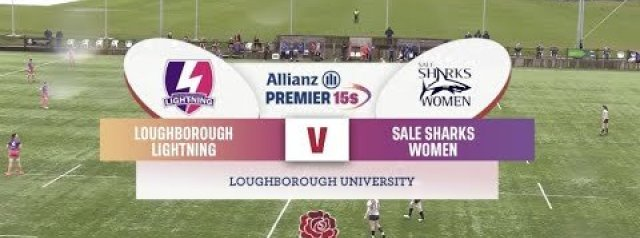 Allianz Premier 15s Highlights: Loughborough Lightning Ladies Vs Sale Sharks Women
