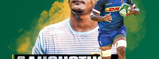 Saints sign South African No.8 Juarno Augustus
