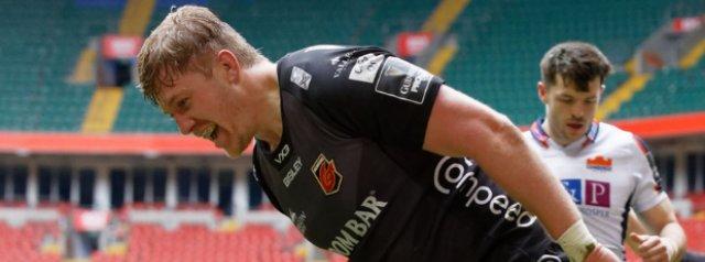 Matthew Screech returns to Cardiff Blues