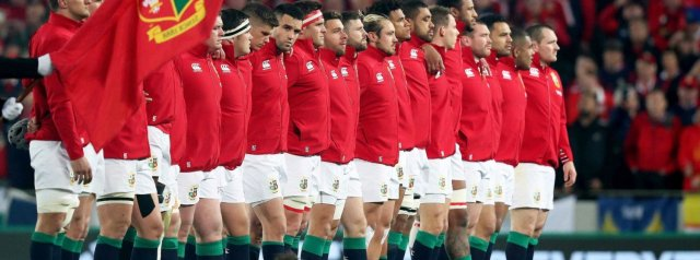British & Irish Lions return to terrestrial television on Channel 4