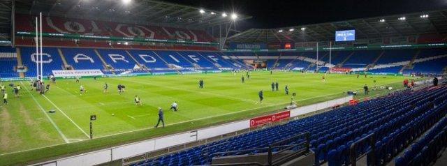 Dragons Move Game to Cardiff City Stadium