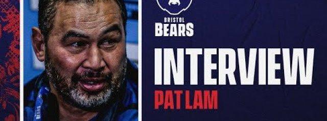 'In-form Gloucester A Dangerous Prospect' - Pat Lam