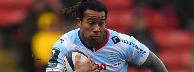 Teddy Thomas signs new Racing 92 deal