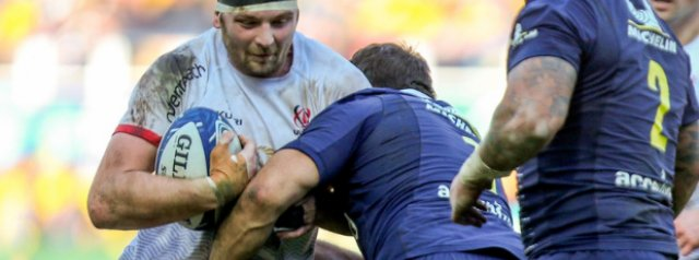 Ulster change 12 for Leinster clash