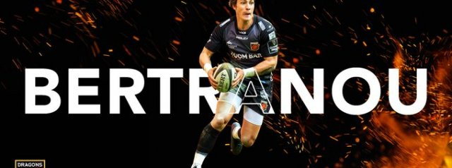 Bertranou extends stay at Dragons