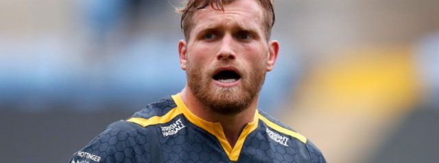 Shields captains Wasps in his 50th appearance
