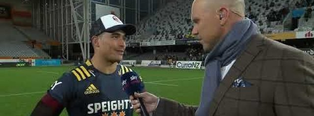 Trans-Tasman | Highlanders v Reds | Post-match interview with Aaron Smith