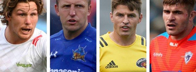 Top Semi-Finals: Hooper clashes with former Wallabies, Barrett faces Marx