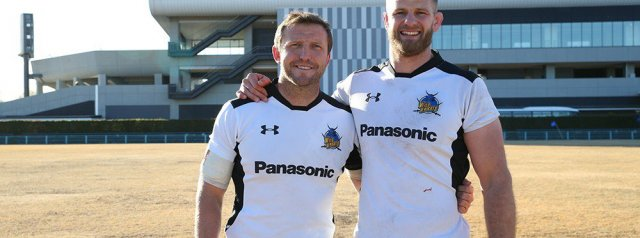 George Kruis and Hadleigh Parkes into the Top League Final